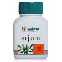 Himalaya Herbal Arjuna or Terminalia 60 Capsules