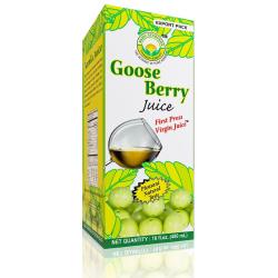 Herbal Amla (Indian Gooseberry) Juice Vitamin C Ulcers Hair Growth Immune System
