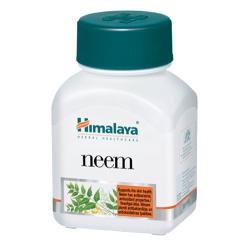 4 x Himalaya Herbal Neem (Azadirachta indica)