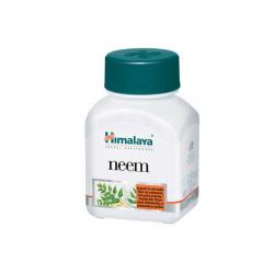 Himalaya Herbals Neem - 60 Capsules