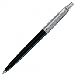 25 Parker Jotter Black Ballpoint Ball Pen S0881181