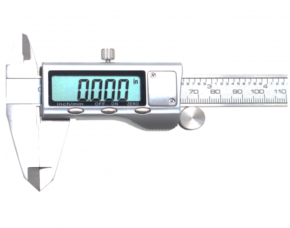 "6"" Digital Vernier Caliper Electronic Micrometer Measuring Gauge 150mm"