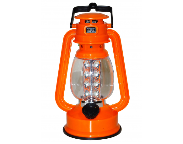 Rechargeable 12 Led Camping, Tent, Fishing Lantern Dimmable