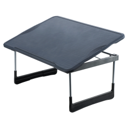Laptop Desk Table Tray For Bed Lap Eating Breakfast Sofa With Folding Legs